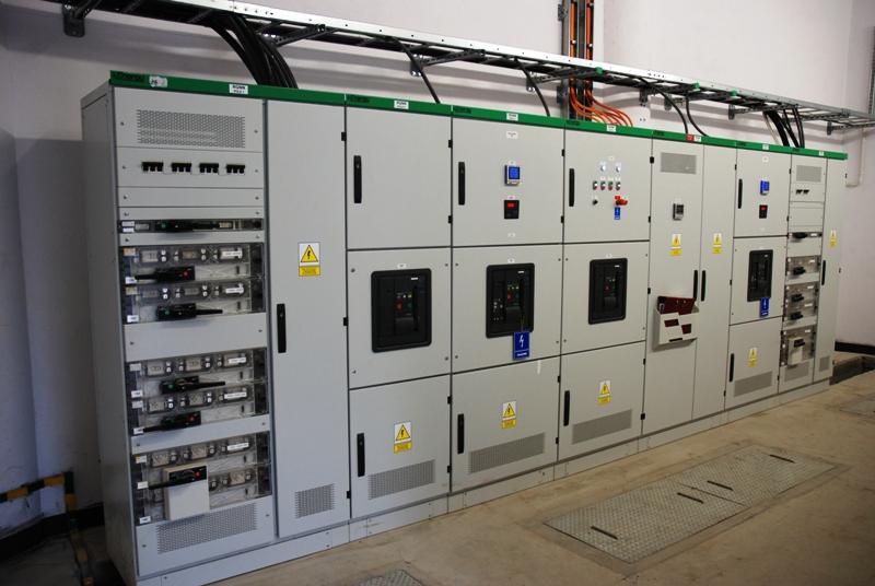 Projekty elektryczne - MB Projekt Warszawa
